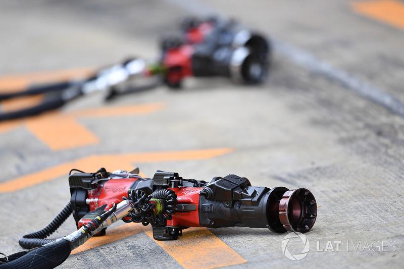 Pistolas para ruedas
