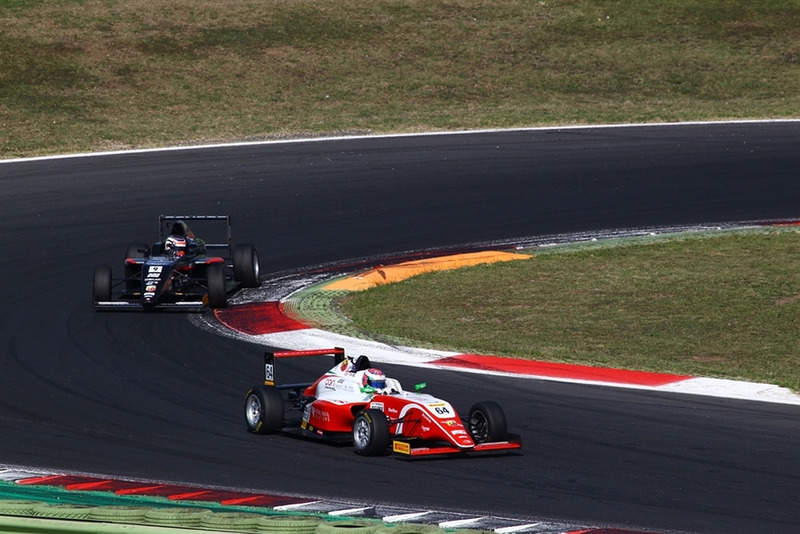 Итальянская Формула 4, VI этап, «Валлелунга»