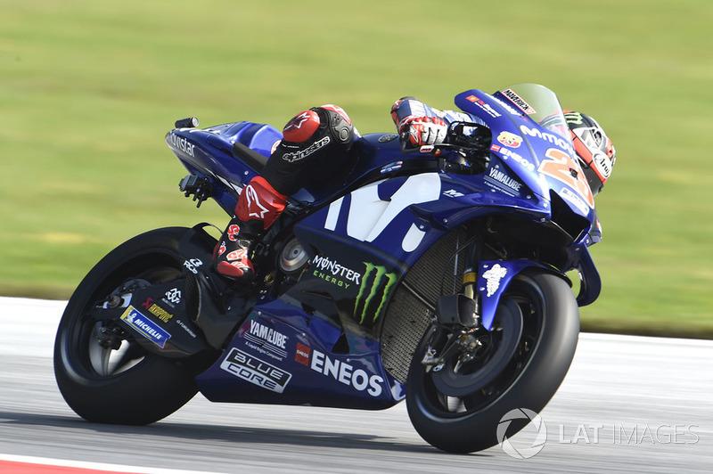 14. Maverick Viñales, Yamaha Factory Racing