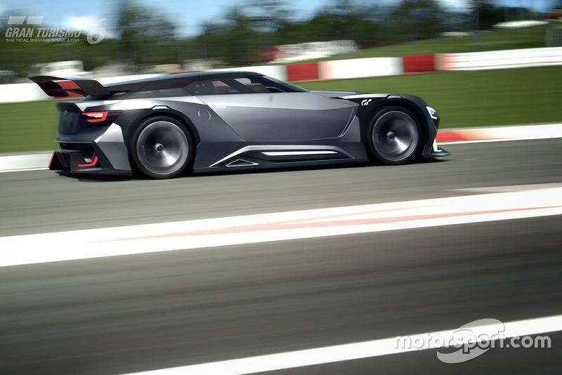 SUBARU VIZIV GT Vision Gran Turismo (noviembre 2014)