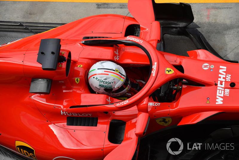 GP Italia - Sebastian Vettel