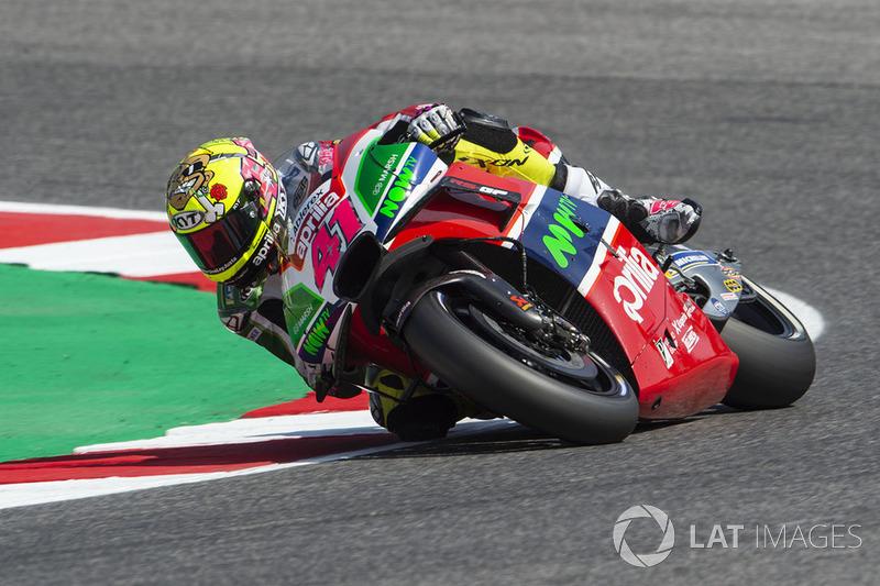 MotoGP San Marino - Aleix Espargaró