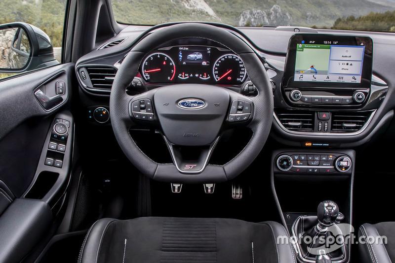 Нова Ford Fiesta ST