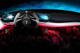 Pininfarina PF0 teaser |