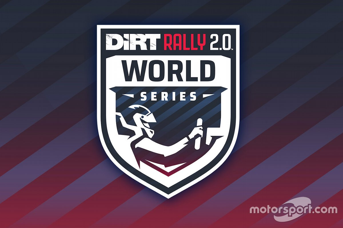 DiRT World Series 2 banner