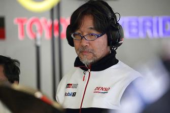 Hisatake Murata, président de TMG Team