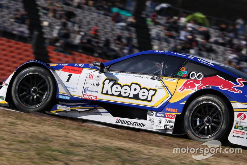 #1 KeePer TOM'S LC500