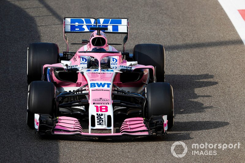 Ленс Стролл, Racing Point Force India VJM11