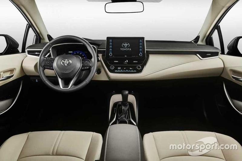 Toyota Corolla 2020 року