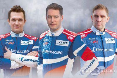 Annuncio SMP Racing