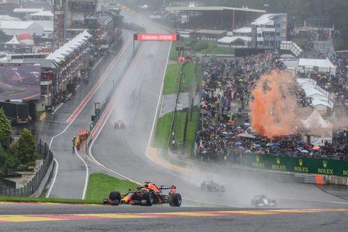 F1 GP Belgia