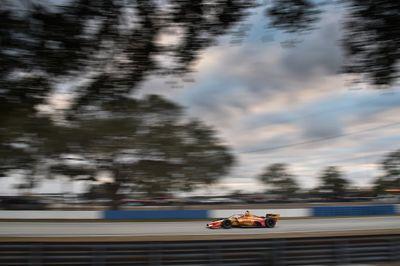 Tes IndyCar Sebring