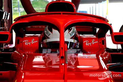 Ferrari-Test in Fiorano