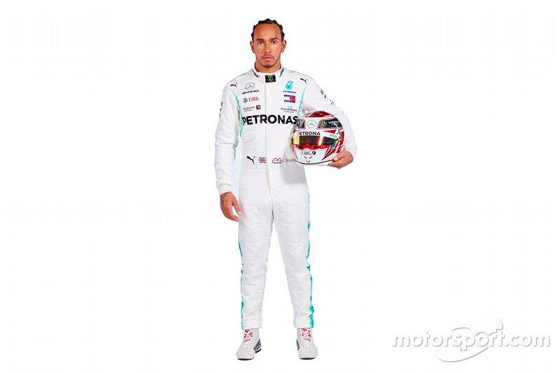 Lewis Hamilton Mercedes-AMG Petronas