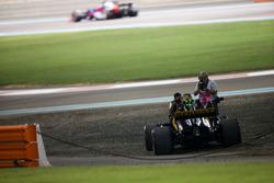 Carlos Sainz Jr., Renault F1 Team RS17, opgave