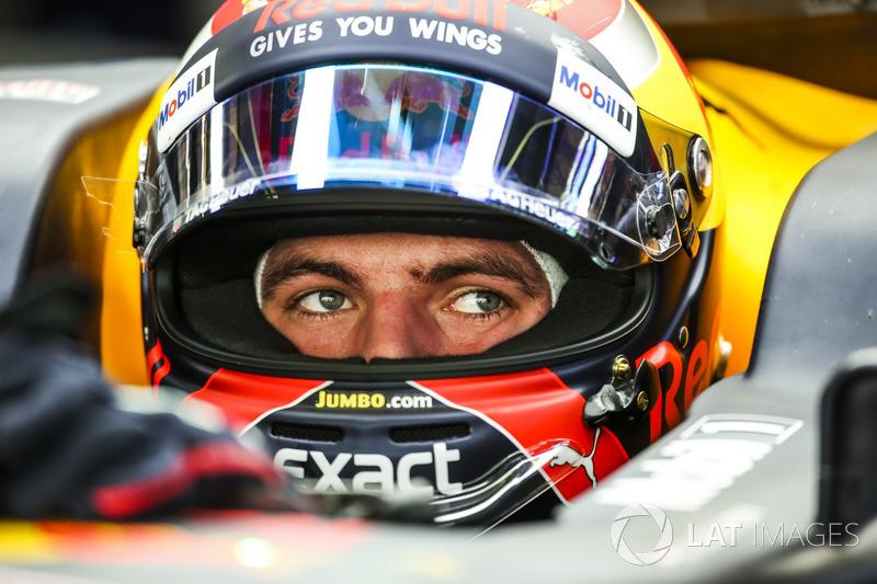 6. Max Verstappen, Red Bull Racing