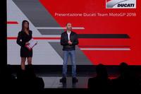 Claudio Domenicali, Ducati CEO