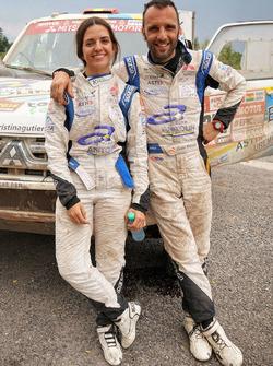 #354 Mitsubishi: Cristina Gutierrez, Gabriel Moiset Ferrer