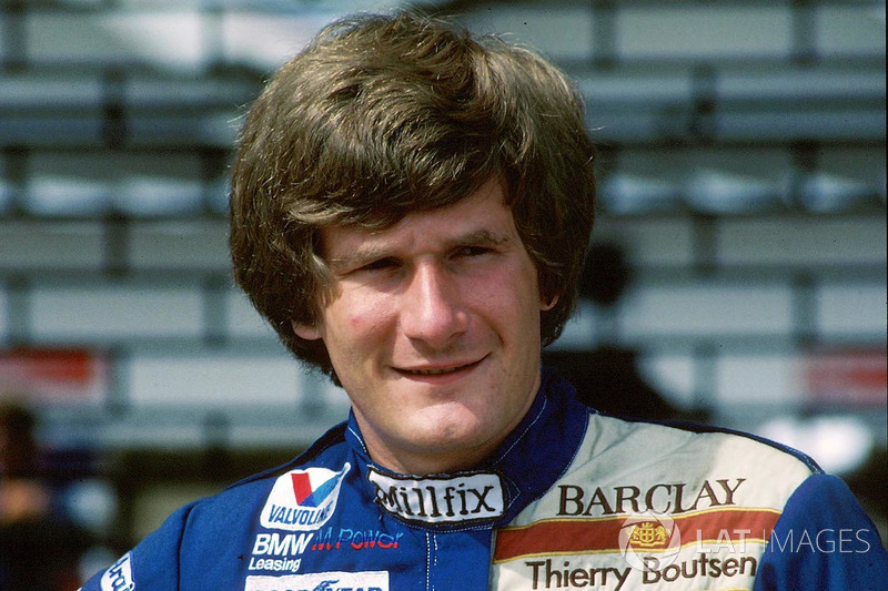 Thierry Boutsen (pemenang 1985)