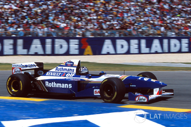 1995: Williams-Renault FW17B