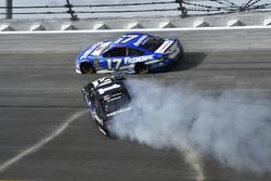 Dreher: Jamie McMurray, Chip Ganassi Racing Chevrolet Camaro