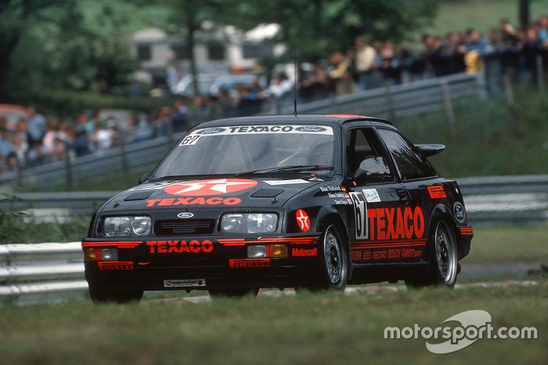 1987: Клаус Людвиг, Клаус Нидцвидц, Стив Соупер – Ford Sierra RS Cosworth