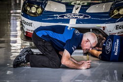 Механик Ford Chip Ganassi Team UK