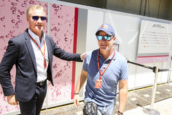 David Coulthard, Channel 4 F1, Rubens Barrichello