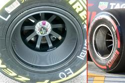 Force India VJM10: Felgen