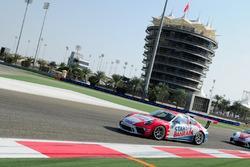 فريق البحرين، جولة البحرين في بورشه جي تي 3 الشرق الأوسط
