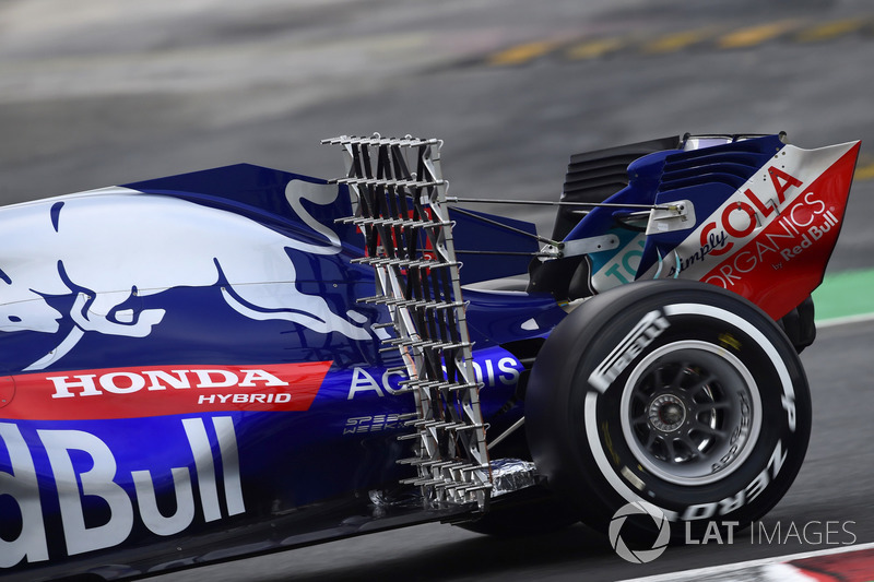 Pierre Gasly, Scuderia Toro Rosso STR13,