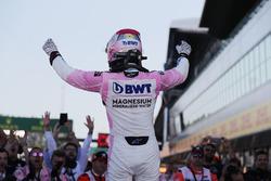 El ganador de la carrera Maximilian Gunther, BWT Arden