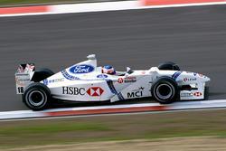 Rubens Barrichello, Stewart SF02