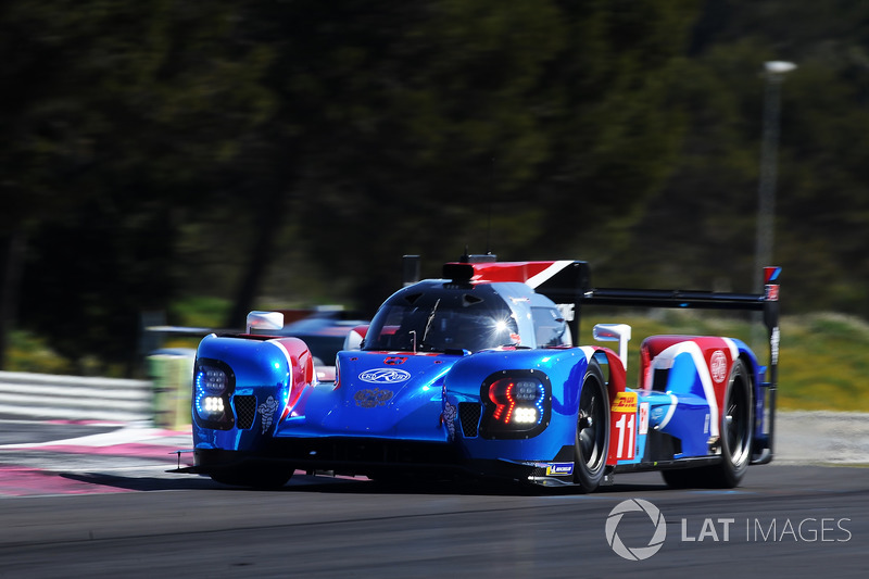 SMP Racing - BR Engineering BR1-AER