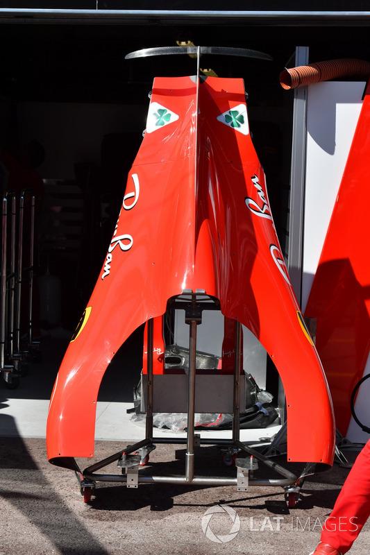 Ferrari SF71H, carrozzeria