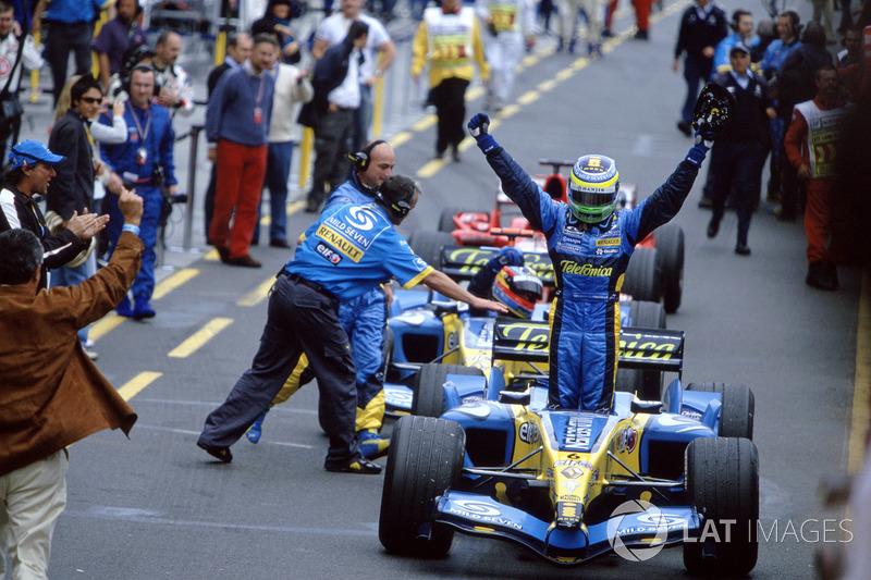 2005. Переможець: Джанкарло Фізікелла, Renault R25