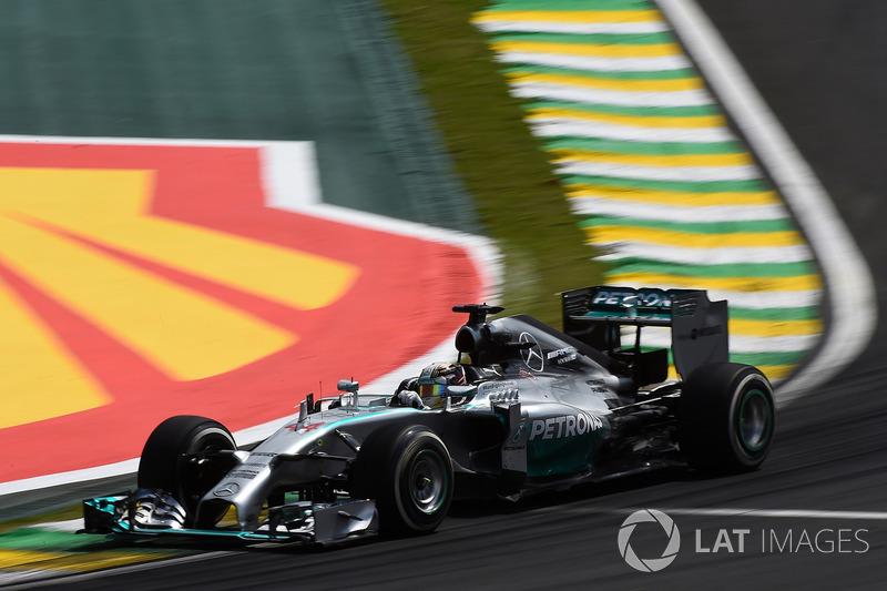 2014: Mercedes F1 W05 Hybrid (16 побед, 1-е место в КК)