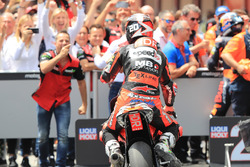 Yarış galibi Fabio Quartararo, Speed Up Racing