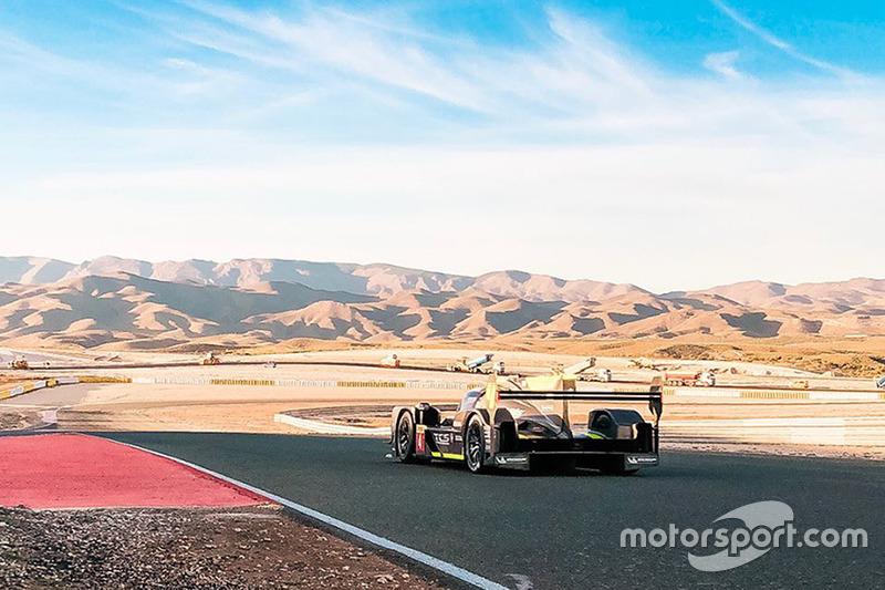 By Kolles Circuito de Almeria testing
