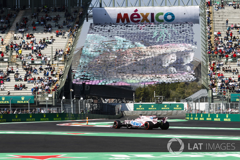 9. Sergio Perez, Sahara Force India F1 VJM10