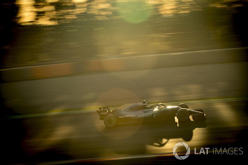1. Mercedes AMG Petronas