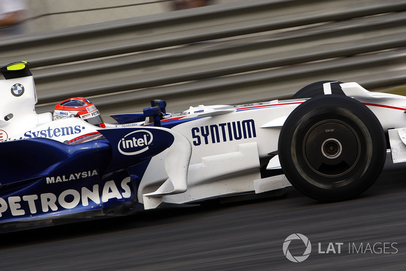 Роберт Кубица, BMW Sauber (75 очков, одна победа + шесть подиумов)