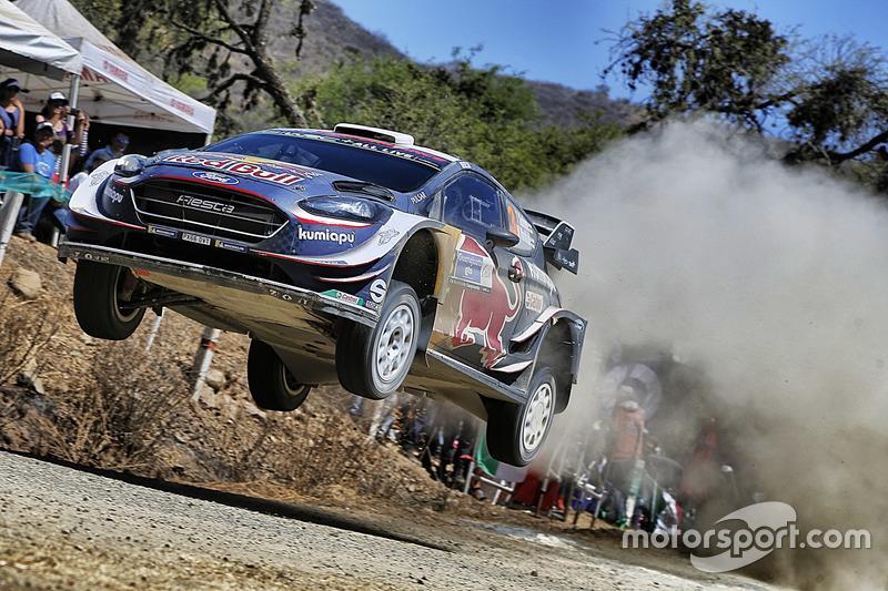 Teemu Suninen, Mikko Markkula, M-Sport Ford WRT Ford Fiesta WRC
