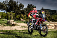#5 Joan Barreda, Monster Energy Honda