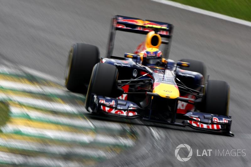 2011: Mark Webber