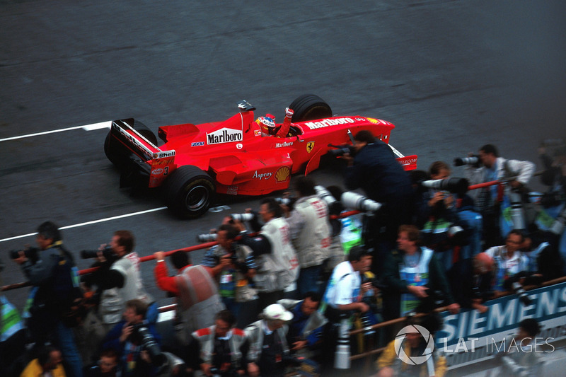 GP de Argentina 1998