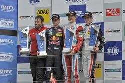Podyum: Yarış galibi Ralf Aron, Prema Powerteam Dallara F312 – Mercedes-Benz; ikinci Niko Kari (FIN) Motopark Dallara F312 – Volkswagen; üçüncü Joel Eriksson (SWE) Motopark Dallara F312 – Volkswagen