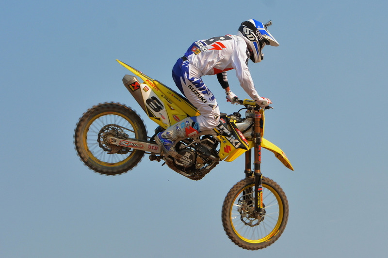 Ben Townley, Suzuki World MXGP