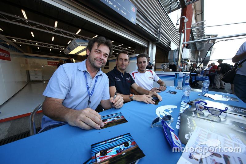 #25 Algarve Pro Racing, Ligier JSP2 Nissan: Andrea Pizzitola, Michael Munema, Jonathan Hirschi