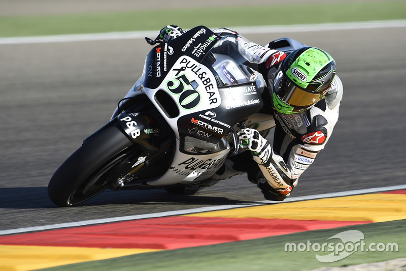 14. Eugene Laverty, Aspar Racing Team